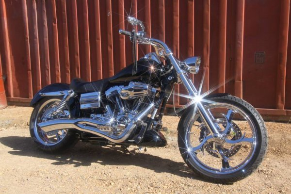 2inch Rollers Lowrider Dyna