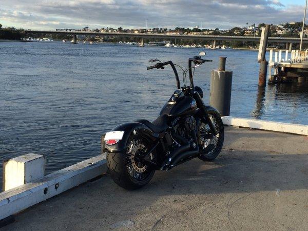 Fremantle Motorcycles Highball Fatboy (1)