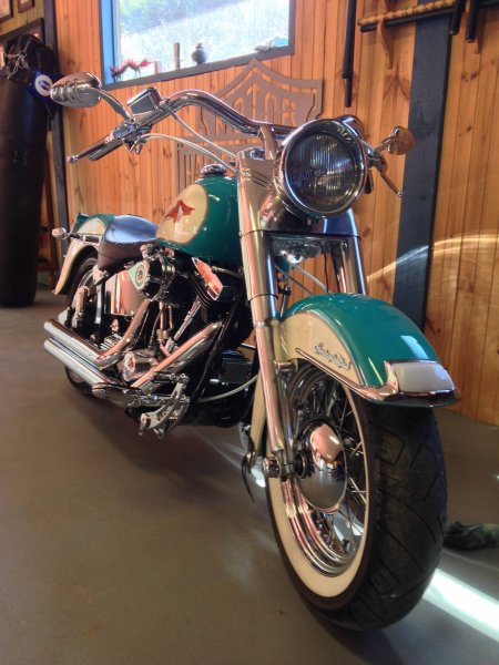 Grant Starr Western Bars 6inch 112w6 Softail Heritage (3)