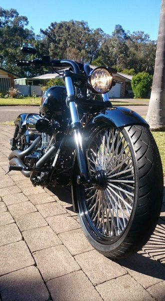 Jasons Garage 2 Inch Breakout Rollers Fully Customized Black Fxsb (12)