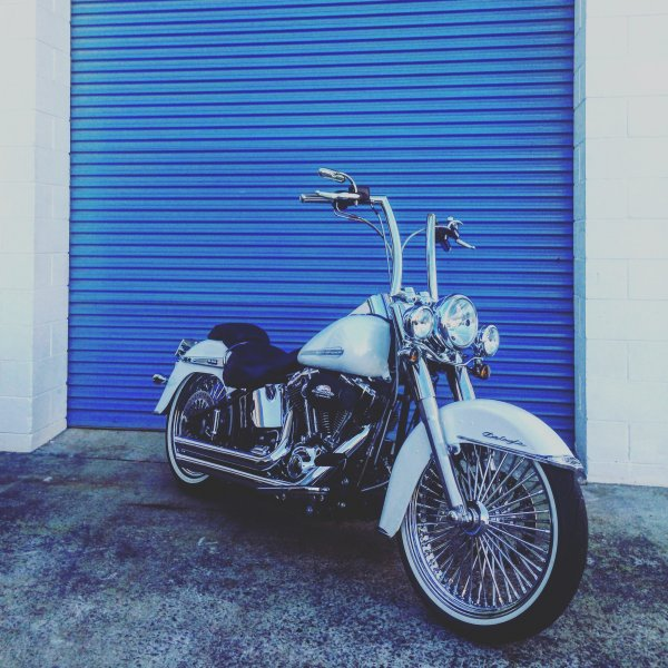 Jo Jawad Nabouche Highballs 16 1.5 With Clamps And Cable Kit 2015 Softail Deluxe